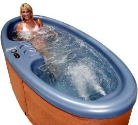 splash the tub review portable affordable reviews sided soft hot pools